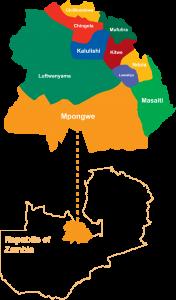 Coppbelt Region of Zambia