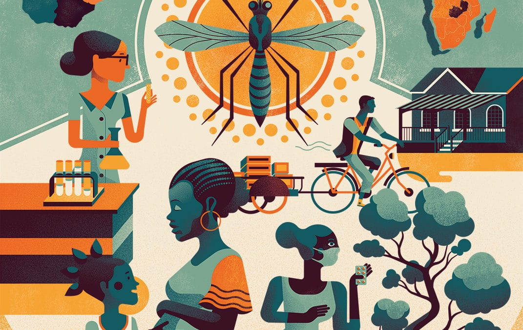 Full Q&A Webinar Transcript – : Rotary's First Program of Scale: Partners for A Malaria Free Zambia