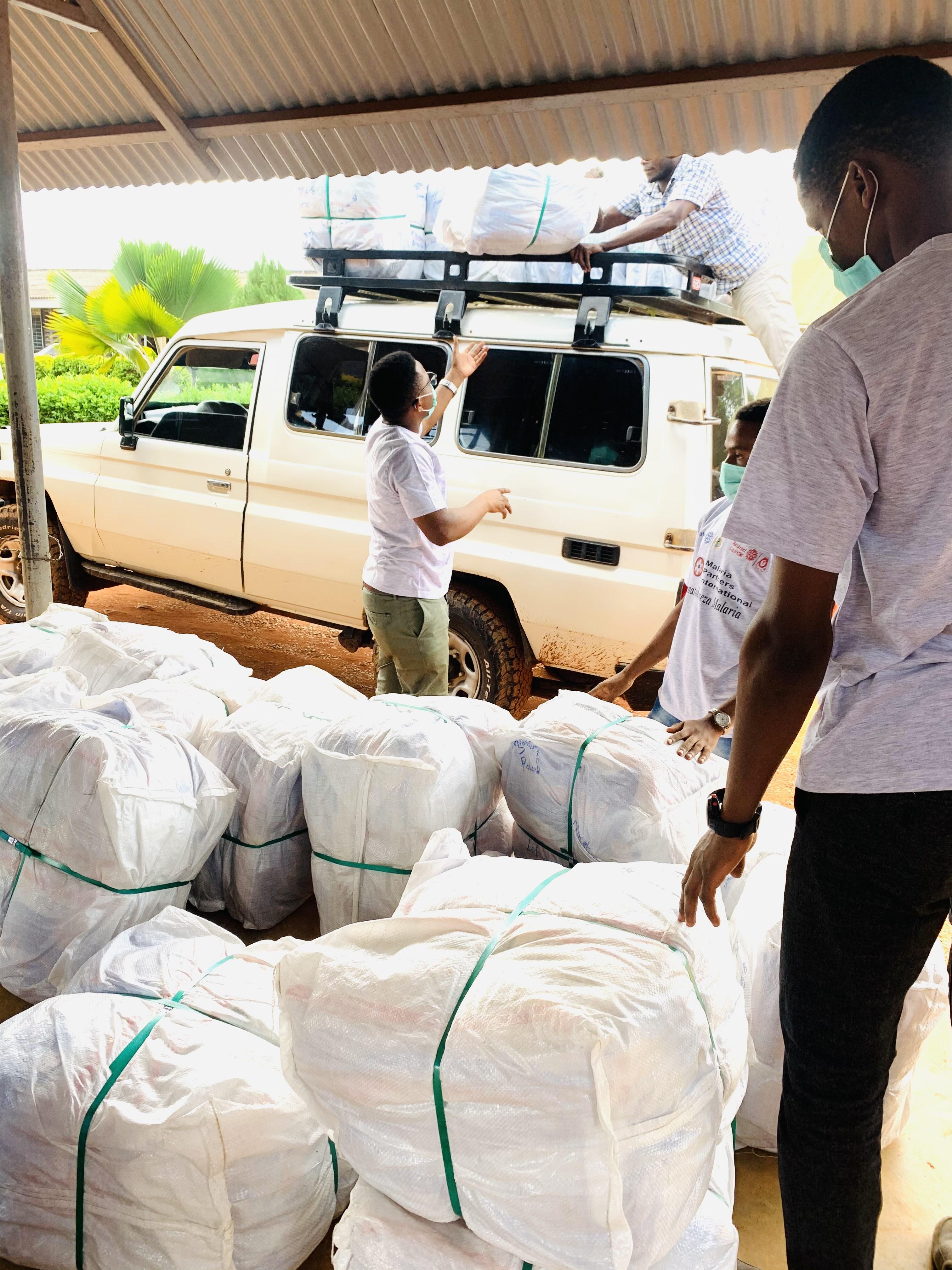 Muheza Malaria Intervention Project