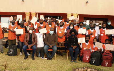 Integrated Community Case Management (ICCM) Trainings in Zambia